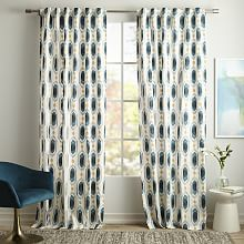 Outdoor Solid Curtain Aqua Home Decor Curtains Living Room