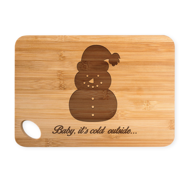Bambus - Schneidebrett Schneemann aus Bambus   Natur - Das Original von Mr. & Mrs. Panda.  Ein wunderschönes Holz-Schneidebrett von Mr.&Mrs. Panda.    Über unser Motiv Schneemann  Eine der schönsten Kindheitserinnerungen ist es, einen Schneemann zu bauen. Klassisch mit Rübennase und Hut darf ein Schneemann kein Weihnachten fehlen.    Verwendete Materialien  Wunderschönes und hochwertiges Bambus Holz in der Stärke 10mm. Wir stehen bei all unseren Mr. & Mrs. Panda Produkten mit unserem Mr…