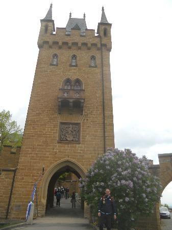 Pin On Burg Hohenzollern