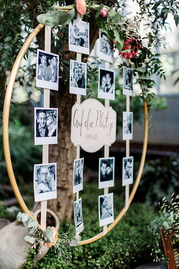 Boho inspiration for a spring wedding
