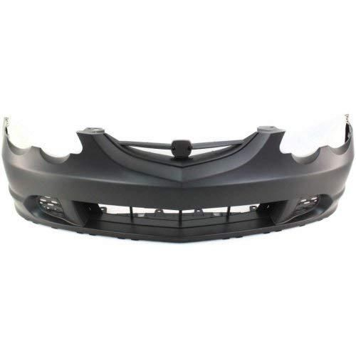 Front Bumper Cover Compatible With 2002-2004 Acura Rsx