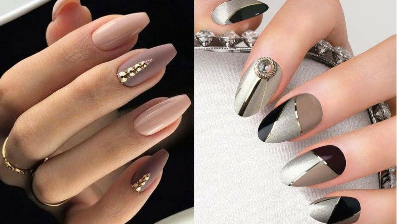 fall 2018 & winter 2019 nail trends