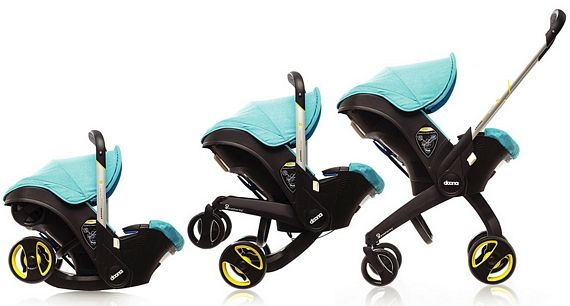 Doona Infant Car Seat and stroller combo