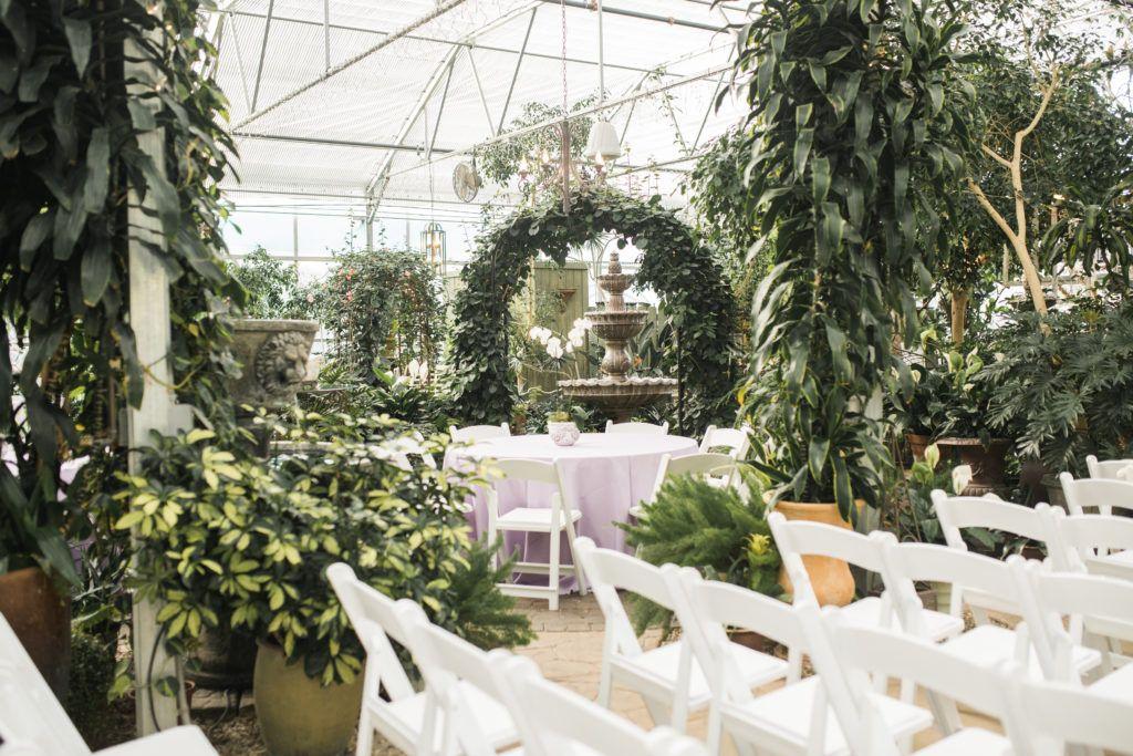 Reception Center In Utah Garden Receptionwedding Venue Wedding