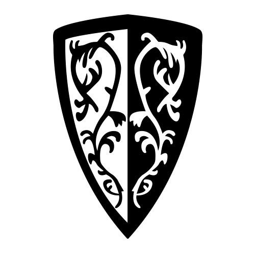 black and white shield drawings google search soccer
