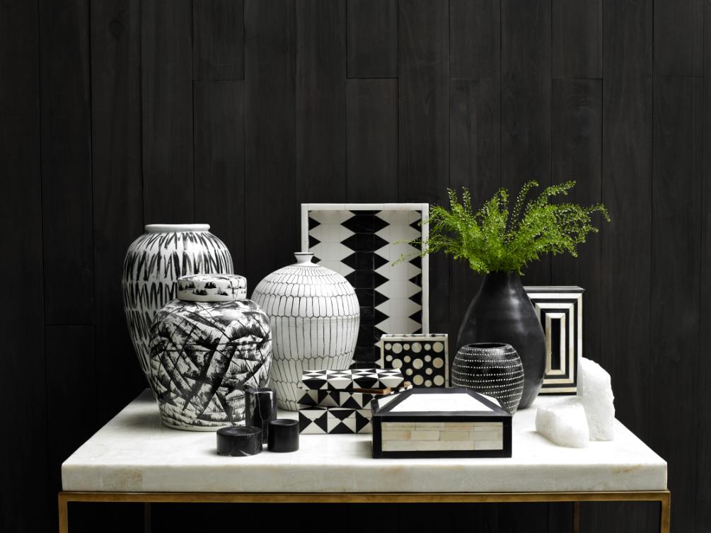 Decorative Accessories Black White Curatedkravet Decor Quality
