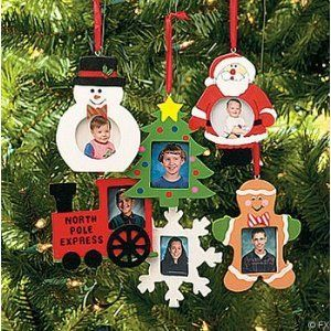 christmas frame ornaments - thebridgesummit.co