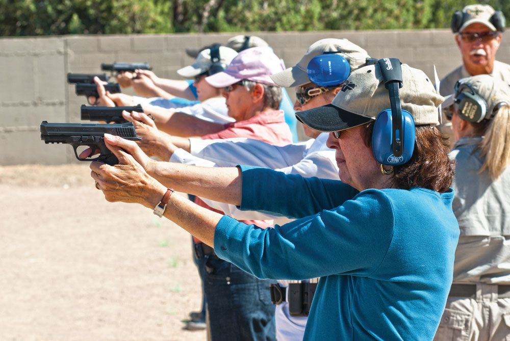 3 Tips To Master In Basic Training Indoor shooting range