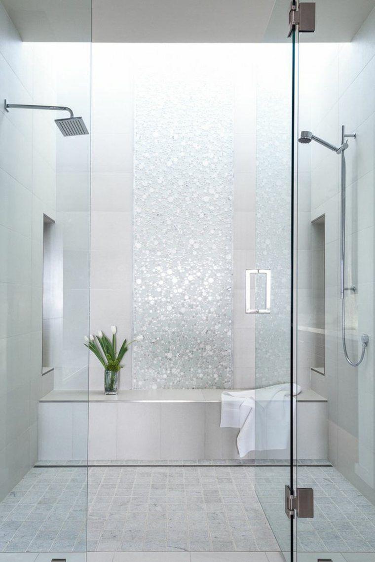 Carrelage douche pour une salle de bain moderne | Pinterest ...