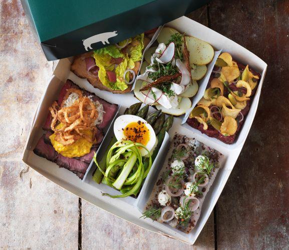 Aamanns Take Away Scandinavian Food Cafe Food Danish Food
