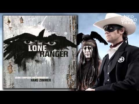 The Lone Ranger Soundtrack - 10. Finale - YouTube