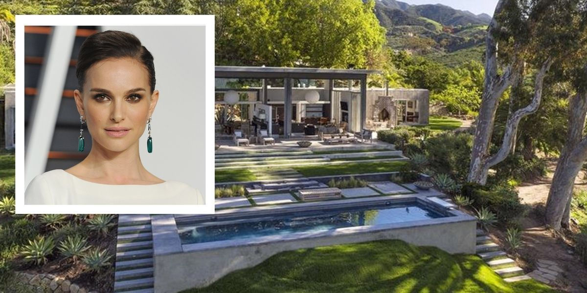 Natalie Portman's New Vacation Home Is Designed For Chic ...