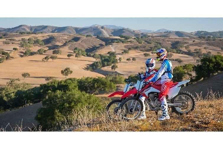 2017 Honda Crf230f Honda Motorcycle 2016 Honda