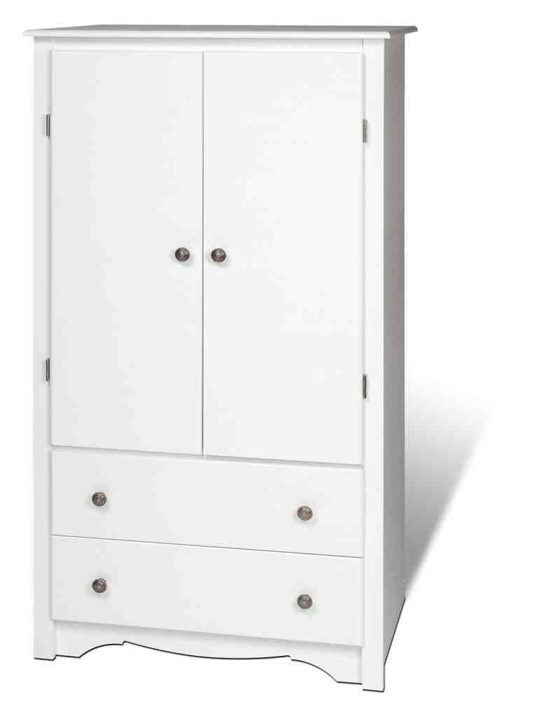 Armoire Dresser Ikea Prepac White Armoire Armoire