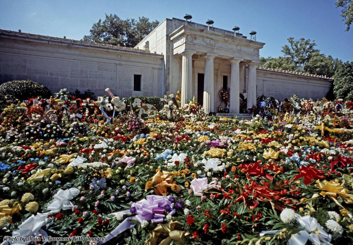 The Most Flowers Ever Sold In One Day After Elvis Died Making