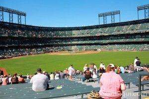 O primeiro jogo de baseball a gente nunca esquece