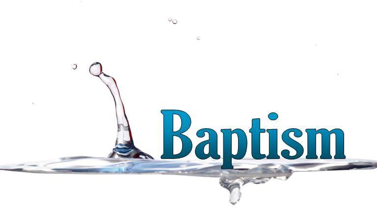 Interactive Prayer Stations on Baptism | Prayer walk
