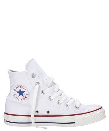 Converse Sneaker Chucks Hi white #classics #musthave