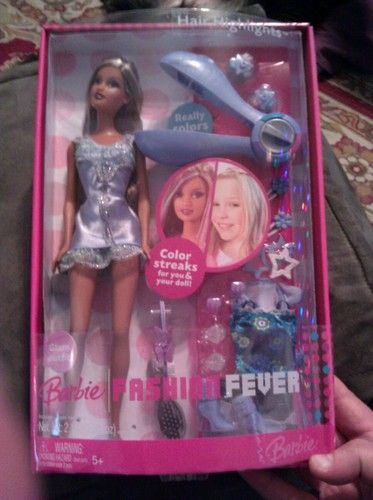 Barbie Fashion Fever Doll Excellent Condition | eBay