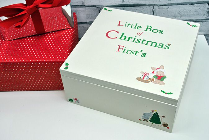 Here is a great idea for decorating a Christmas Eve box. Challenge yourself and have a go at ...