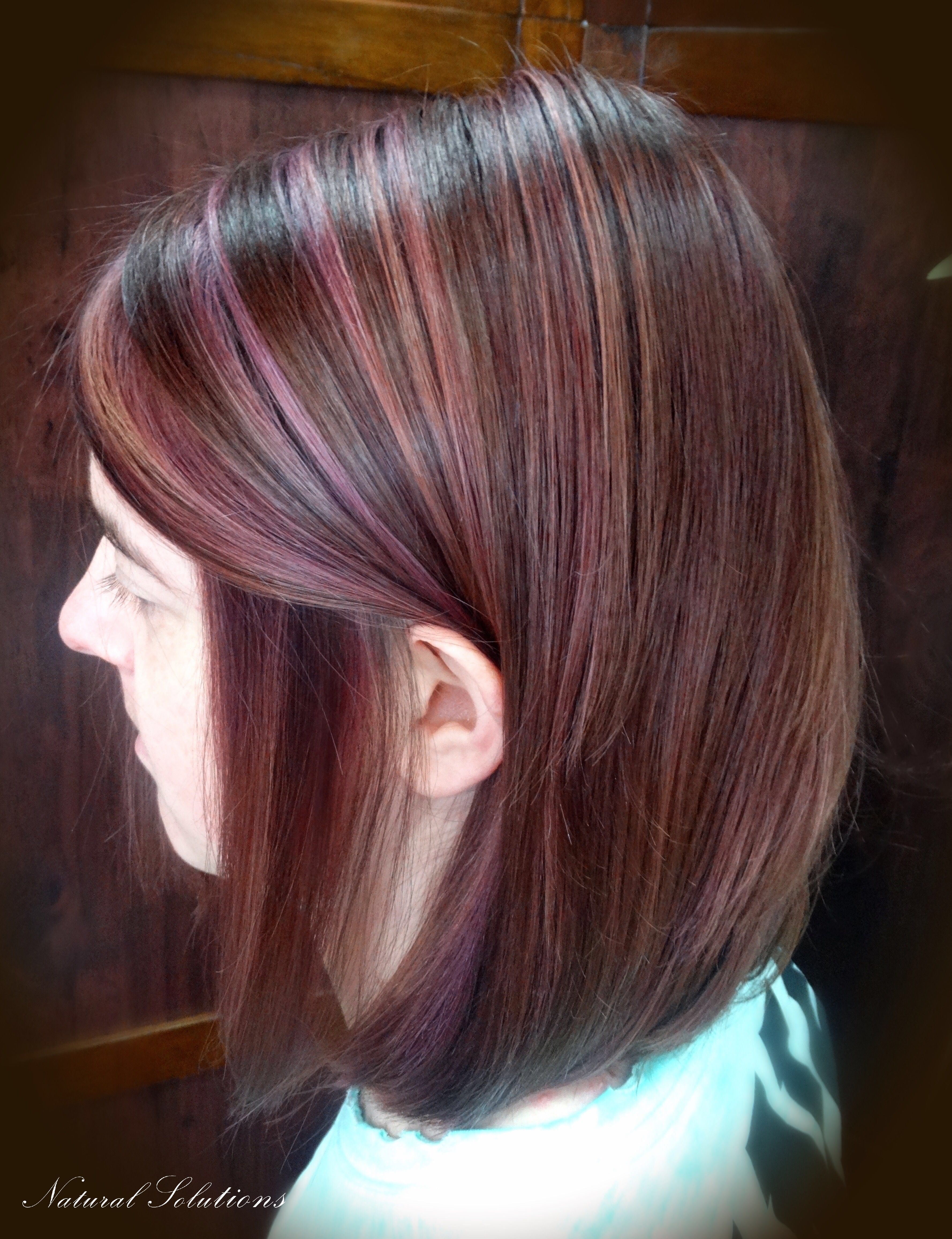 Ammonia Free Ppd Free Hair Color At Natural Solutions In Salem Ohio