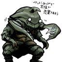 甲虫怪獣はテンション上がるぜ ギギー Monstruos