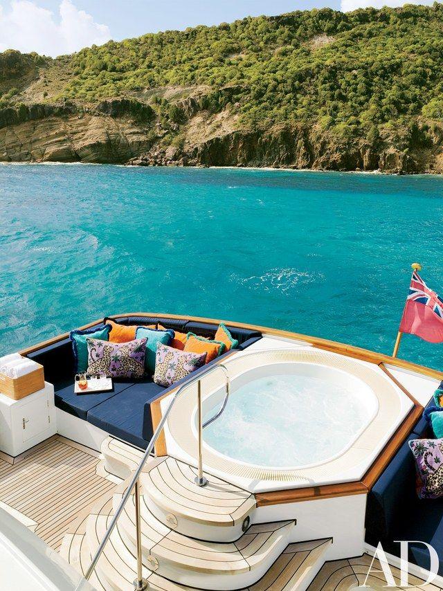 Joanne De Guardiola Designs A Classic Yacht In 2020 Classic