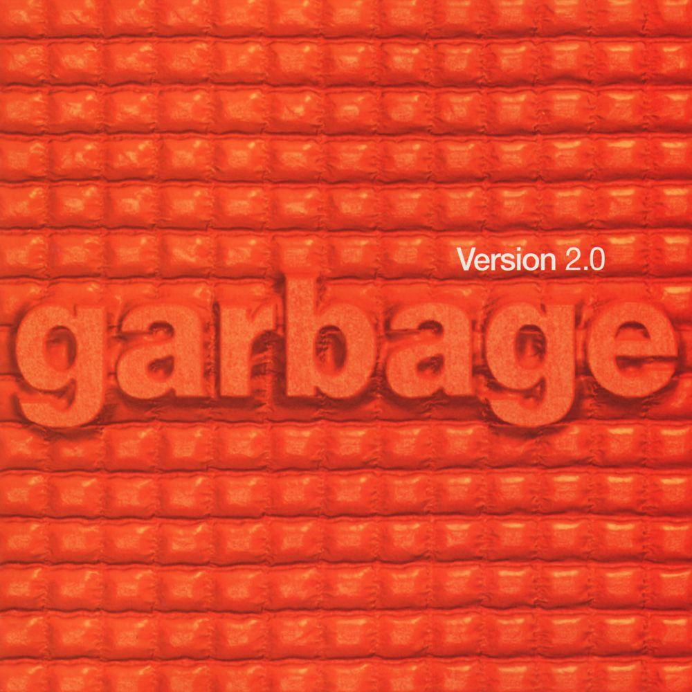Version 2.0 Garbage Album Covers Classic album