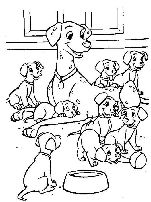 Print coloring pages for kids, Walt Disney World: kids craft ideas ...