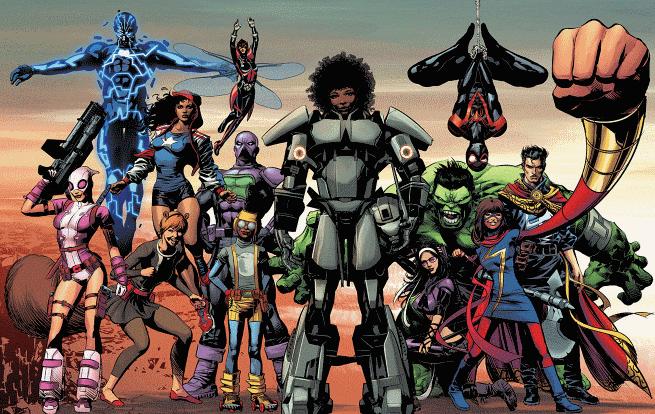 #MarvelComics - Il nuovo #IronMan sarà una ragazzina di colore