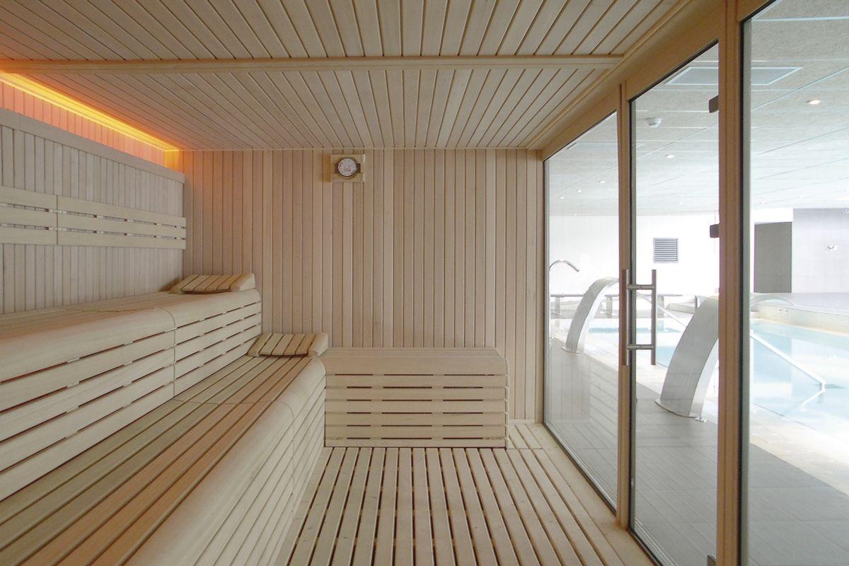 Sauna Finlandesa Selecte By Inbeca Bano Sauna Saunas Sauna