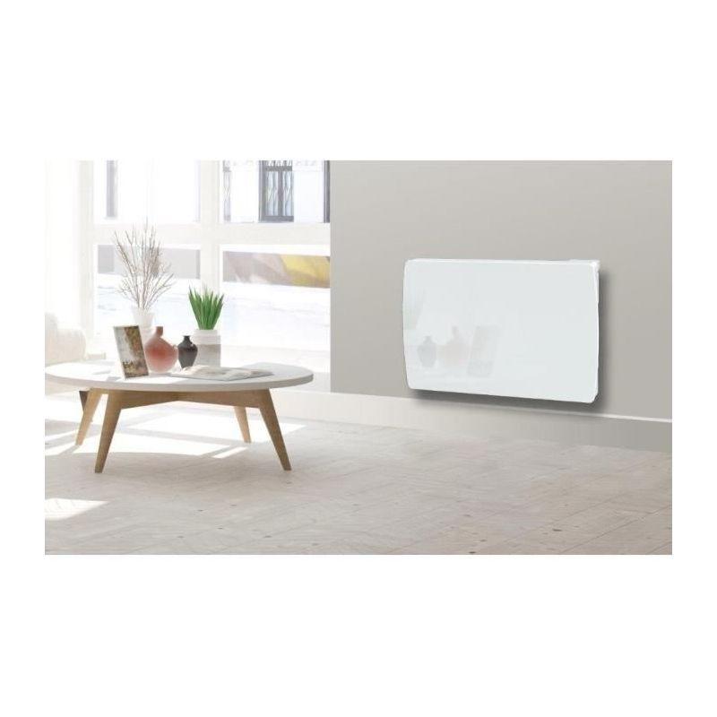 Carrera Jarpa 1500 Watts Radiateur Electrique A Inertie Ceramique Programmable Lcd Facade En Verre Blanc Hw15gt41a Home Decor Furniture Decor