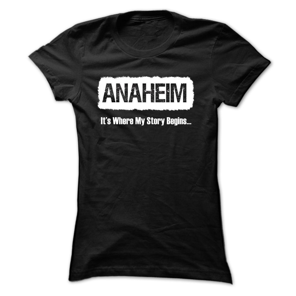 as ANAHEIM T Shirt, Hoodie, Sweatshirt
