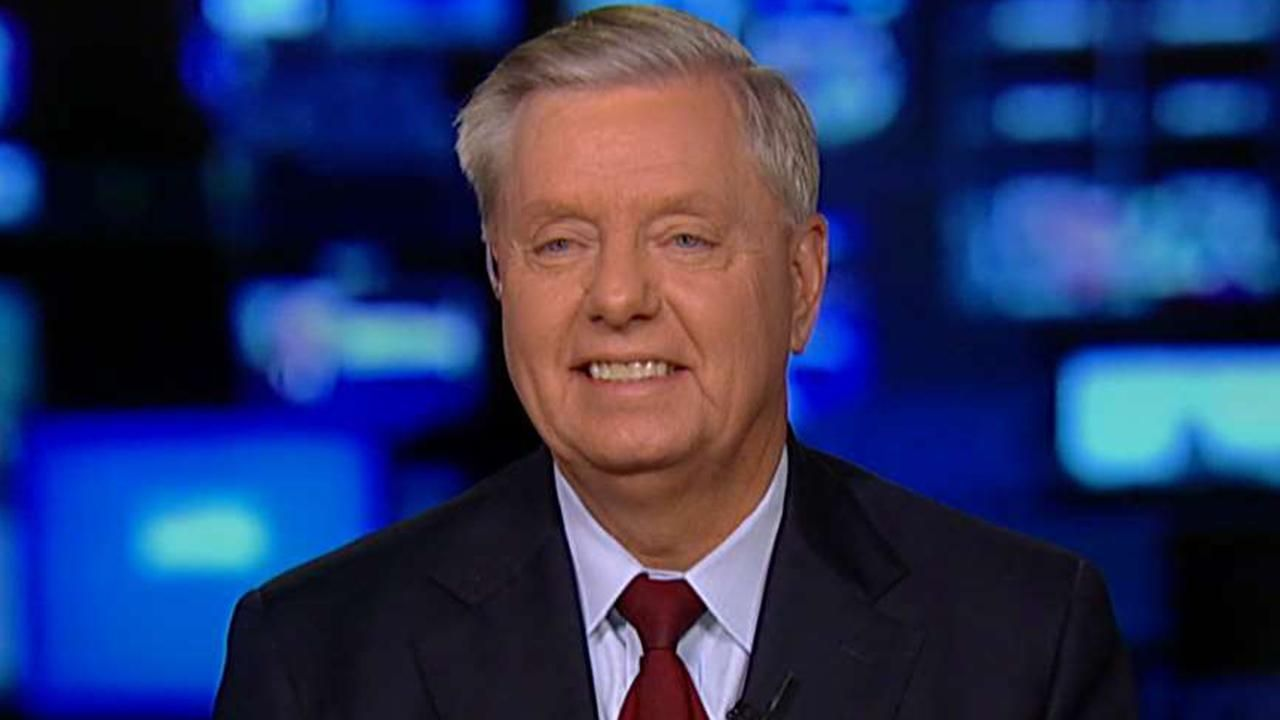 Fox News Graham On Impeachment I Ve Written The Whole Process Off Military Action Us Army Us Military