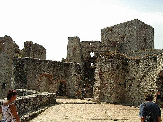 Rabi Castle - Czech Republic