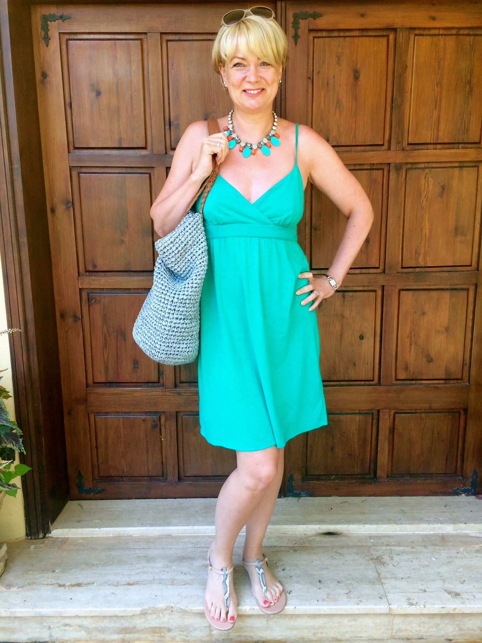 7a34680e87e Women over 40 - what to pack for a hot beach holiday