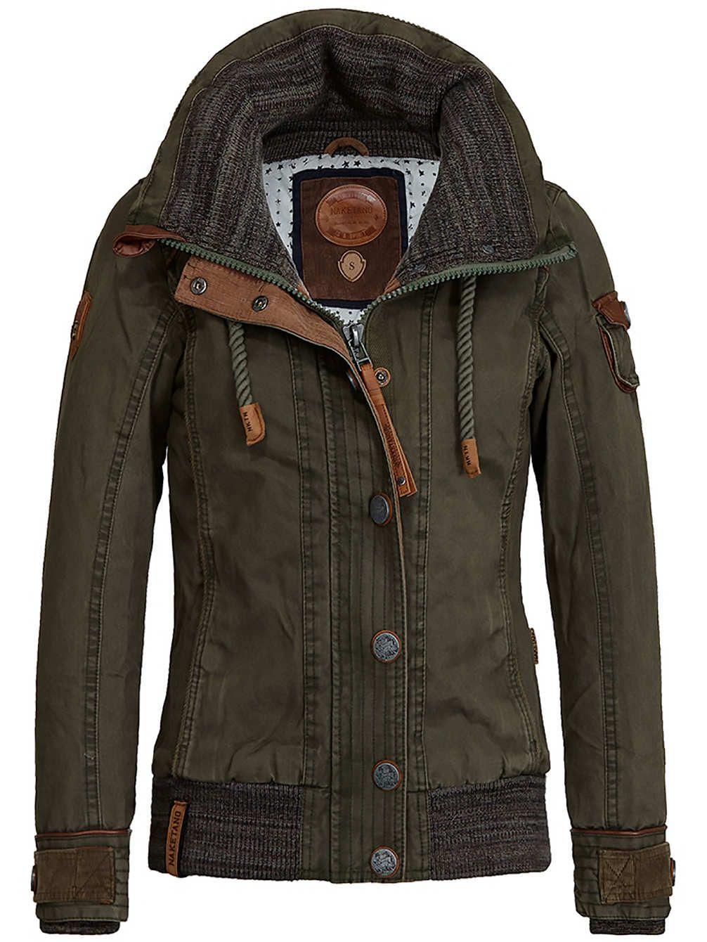Kup Naketano The Ruler Jacket online na blue