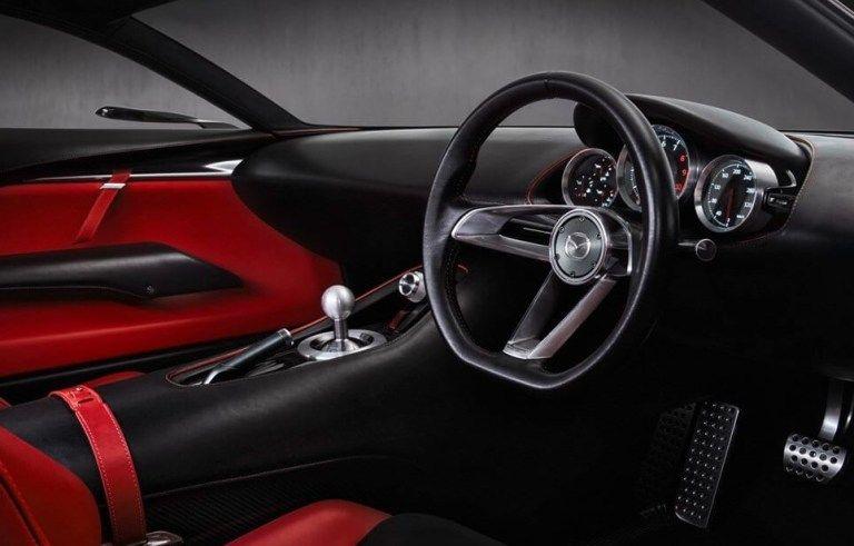 2020 Mazda Rx9 Interior