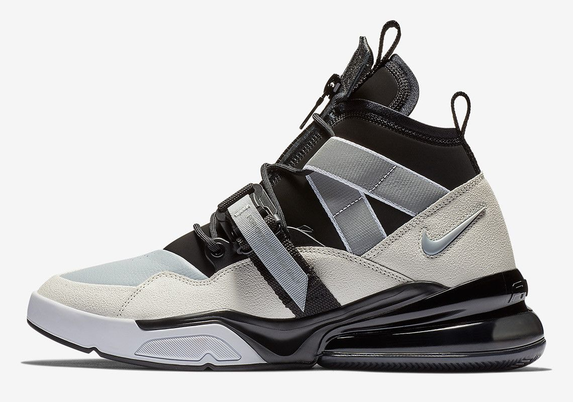 Nike Air Force 270 Utility AQ0572 003 Release Info em 2020