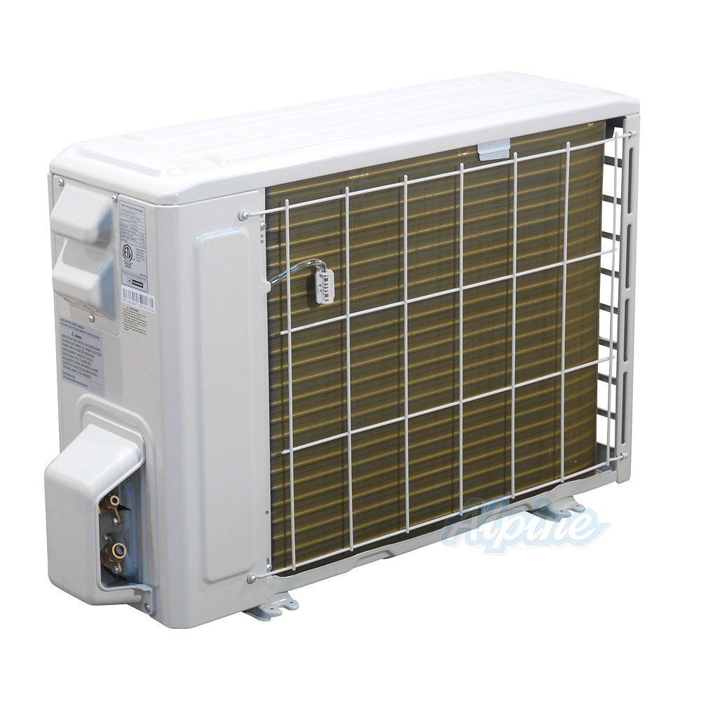 Blueridge 12 000 Btu 19 Seer Ductless Mini Split Heat Pump W Wifi