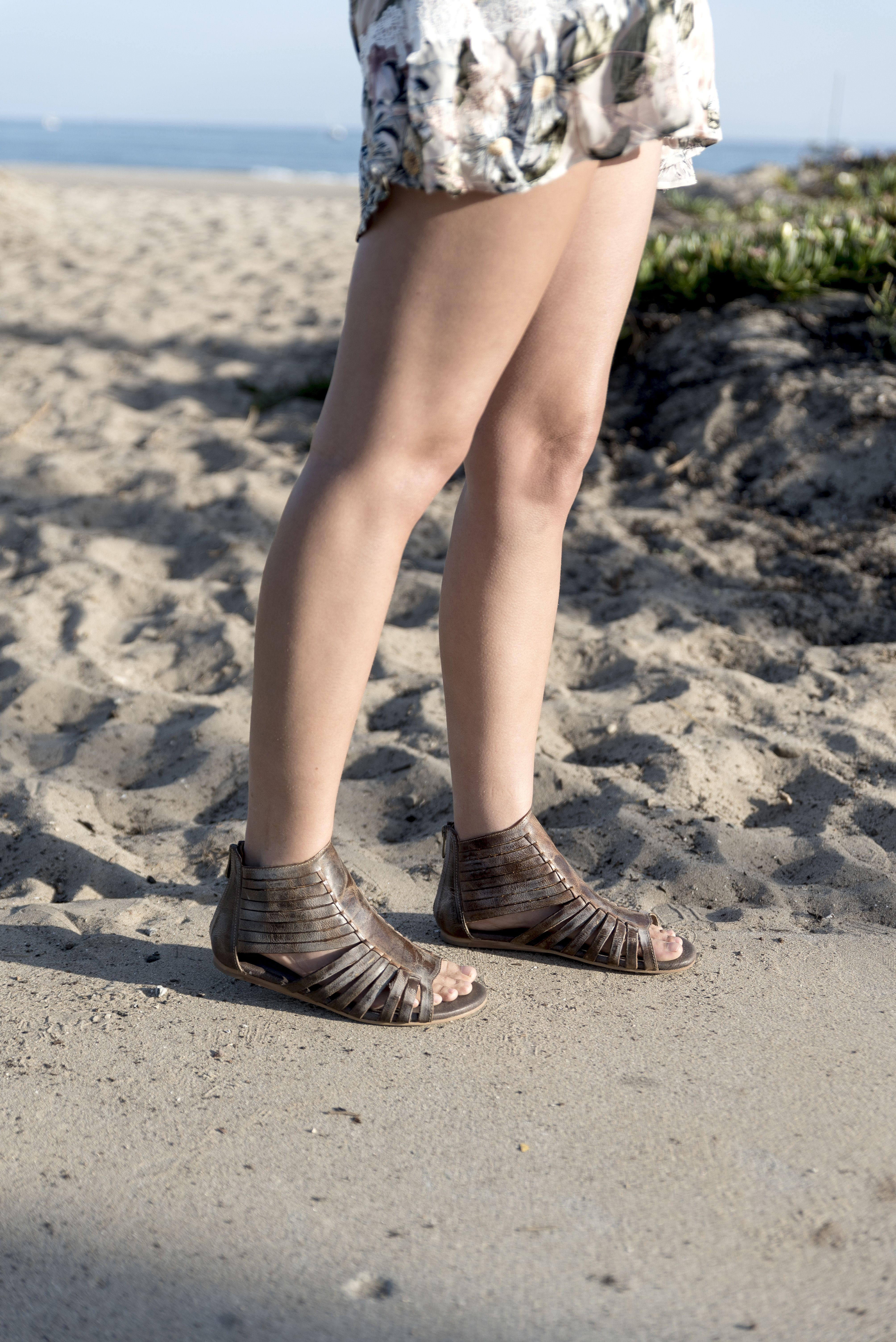 16c9ade4c556 Pearl is a true gem to add to your sandal collection. With leather cuts