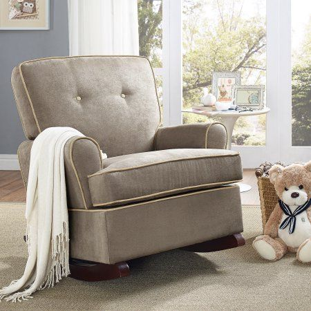 Awesome Free Shipping Buy Baby Relax Tinsley Rocker Dark Taupe At Cjindustries Chair Design For Home Cjindustriesco