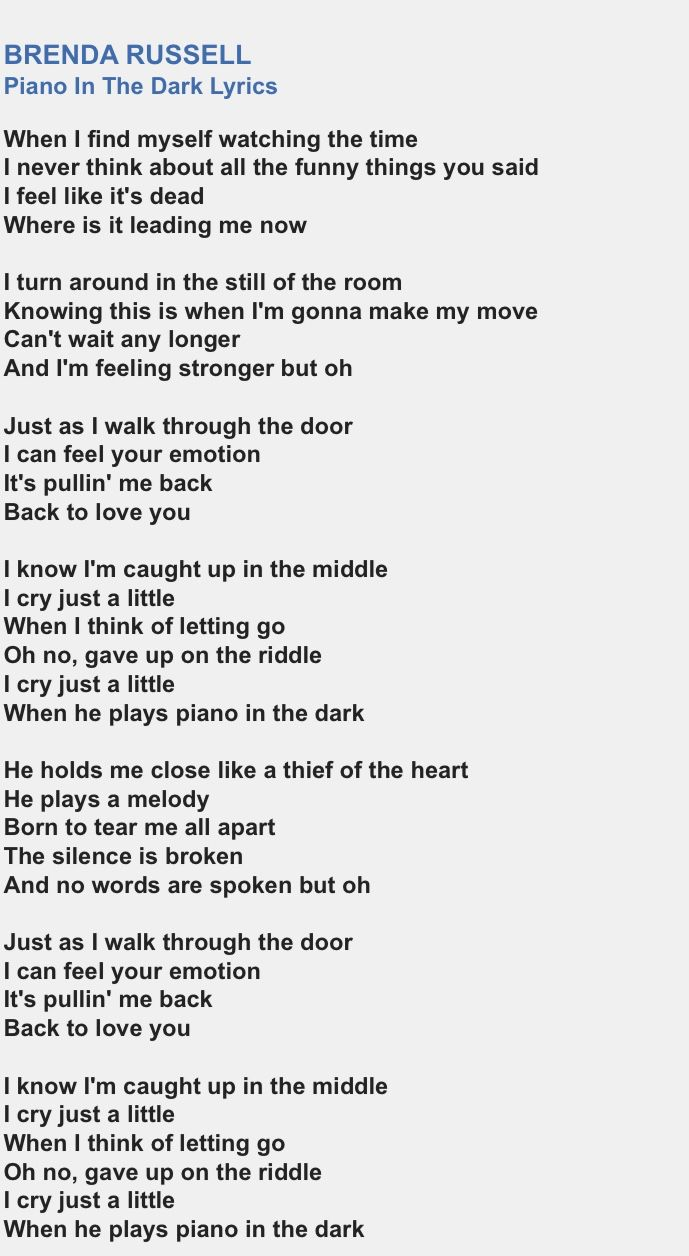 Brenda Russell - Greatest Hits