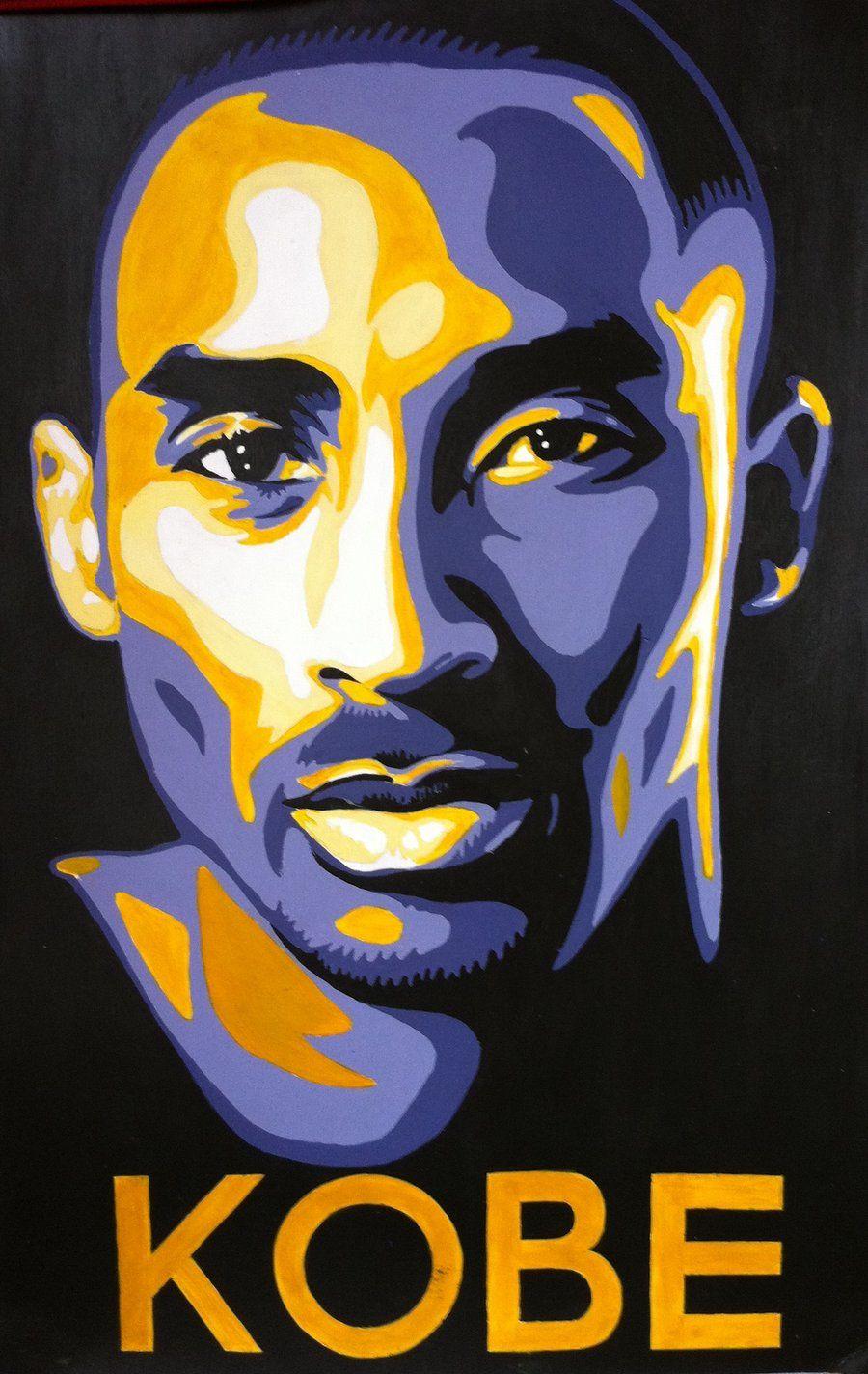 Kobe Bryant by on DeviantArt Kobe