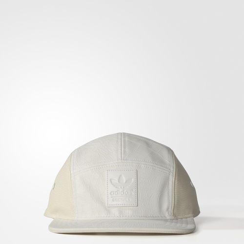 Jockey Originals 5-Panel Blanco - White adidas  59b5f675fc3