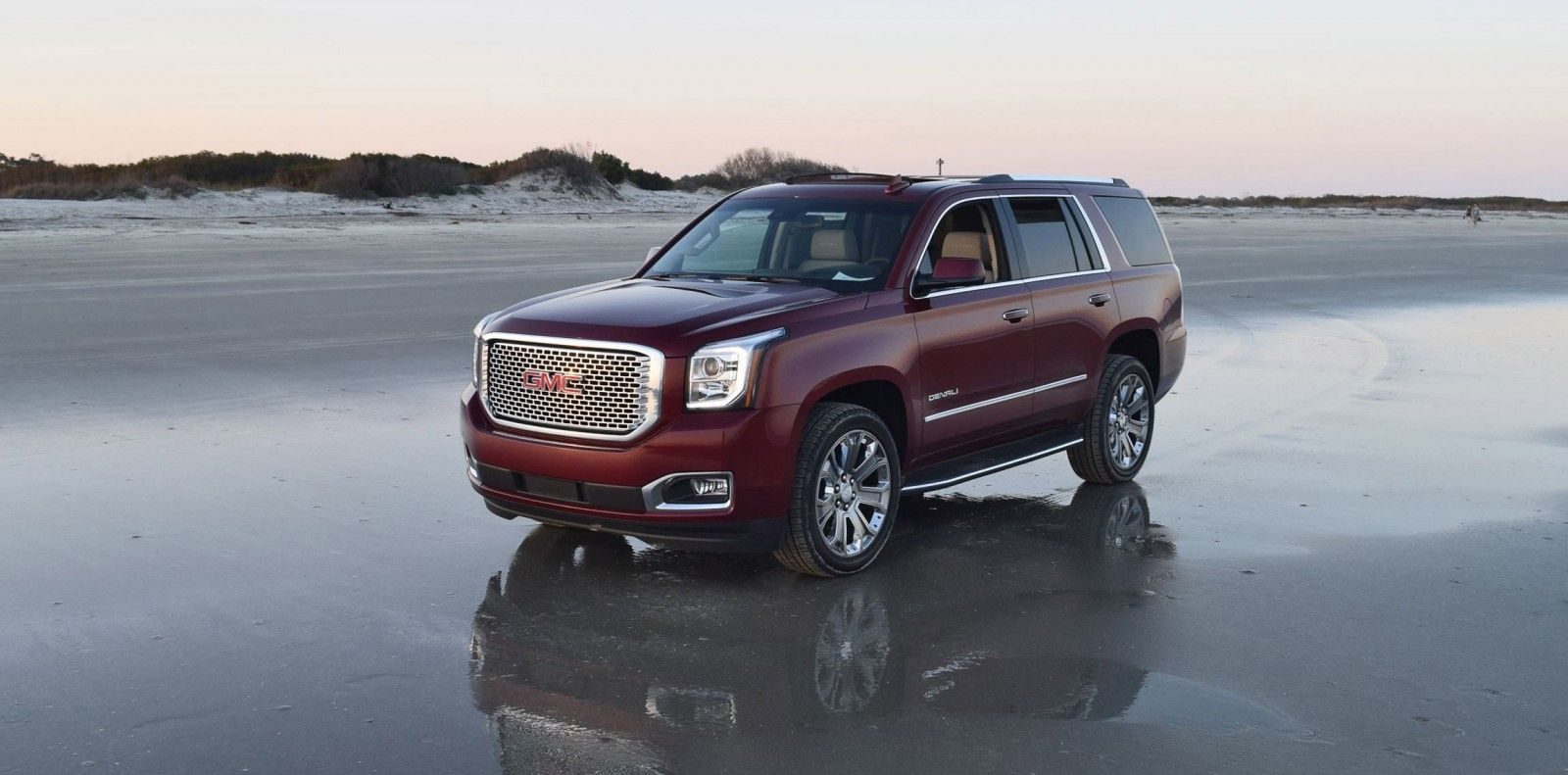 Lovely 2015 Yukon Review