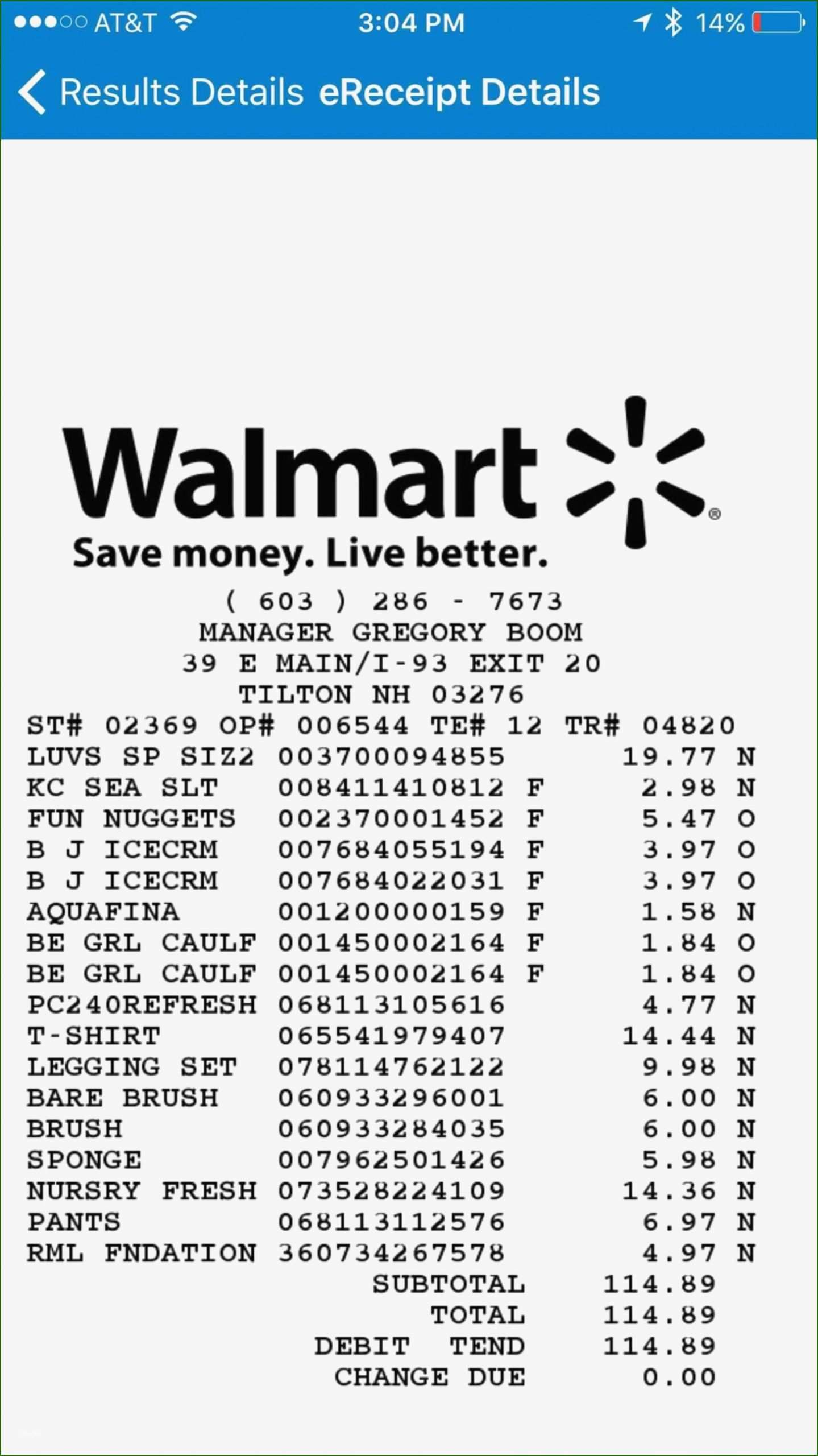 Unusual Need Walmart Receipt Template That Prove Your Strands Walmart Receipt Receipt Template Letter Template For Kids