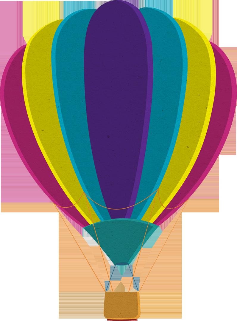 Air Balloon PNG Image Balloons, Balloon illustration