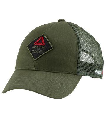 b13e9080cb Reebok Men's,Women's Reebok CrossFit Trucker Cap Hats | Official ...