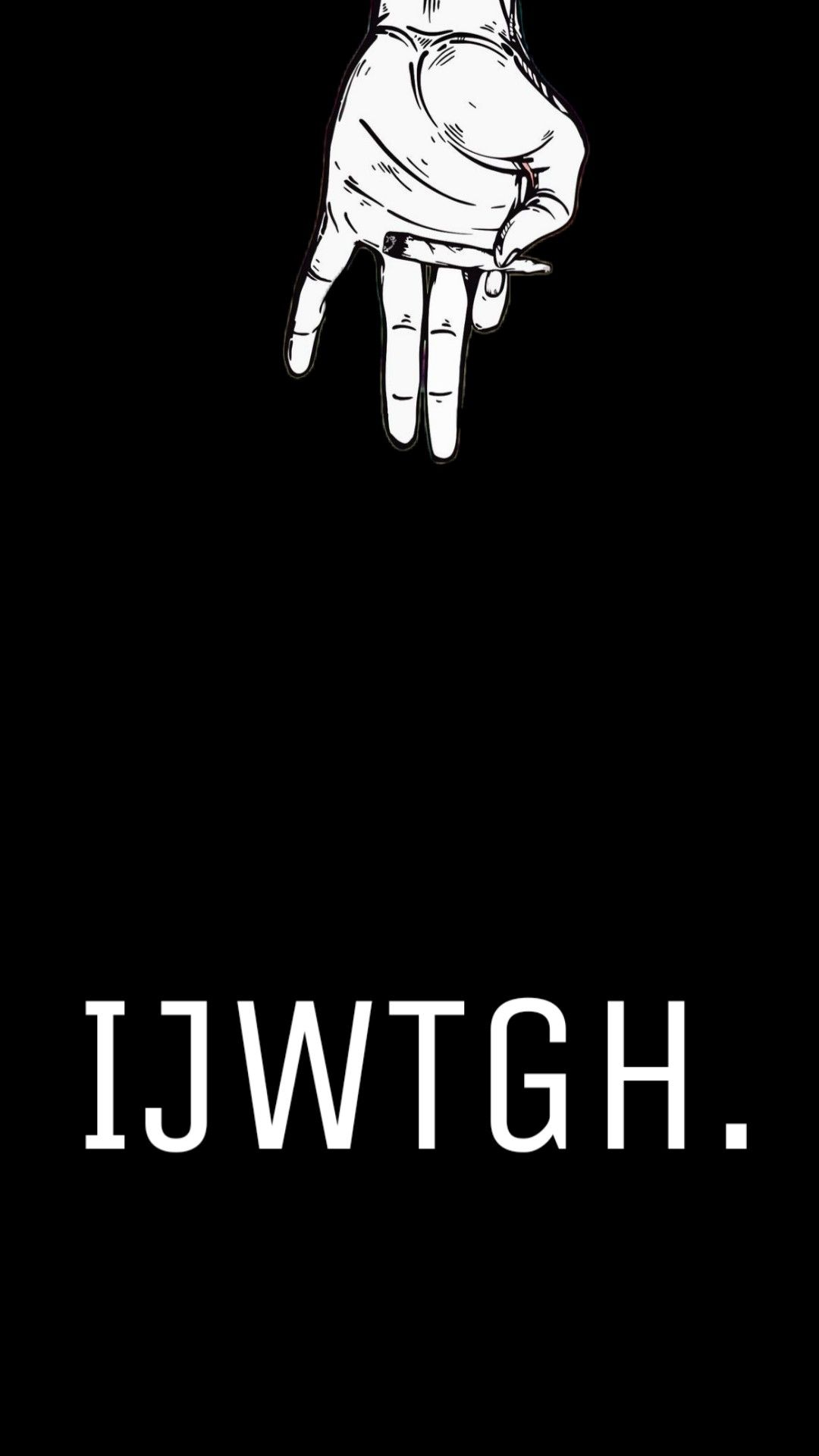 Ijwtgh I Just Want To Get High Smoke Wallpaper Iphone Wallpaper Trippy Pictures